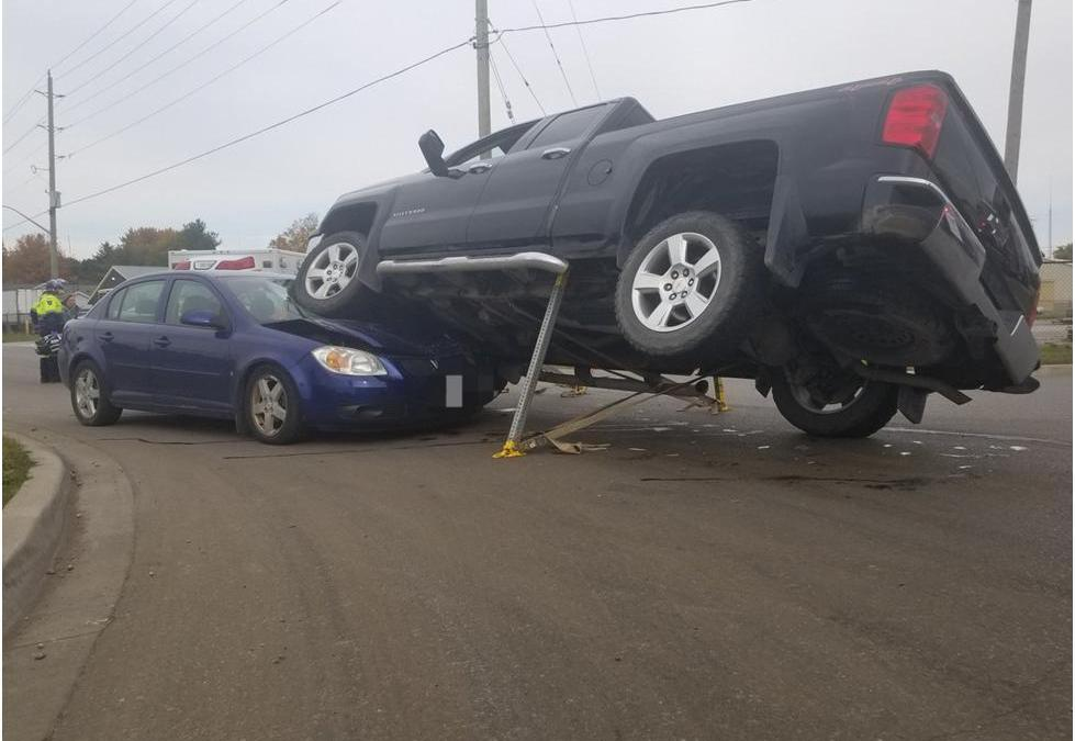 Extreme Case of Bumper Over-Ride Highlights A Common Safety Issue