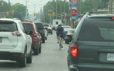 World-Wide Only 10 % of Bicycle Accidents Are Reported
