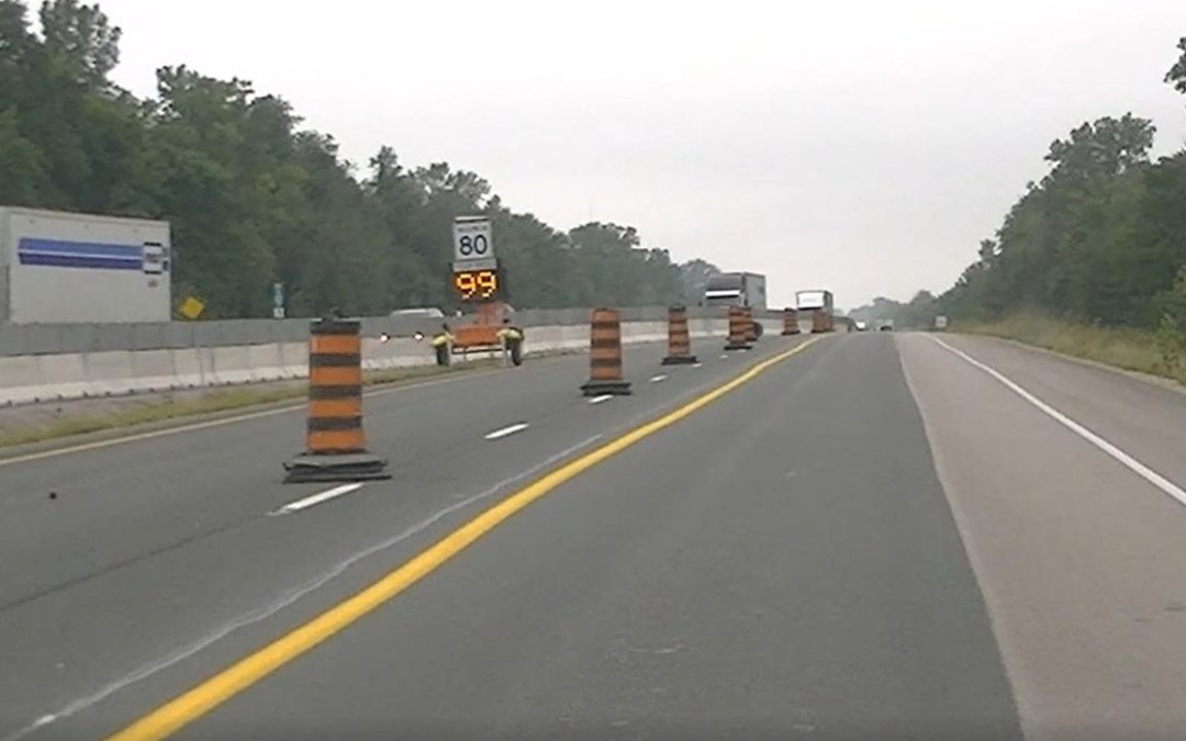 OPP Conduct Focused Patrols on Hwy 401 Near Chatham Resulting in 629 Charges
