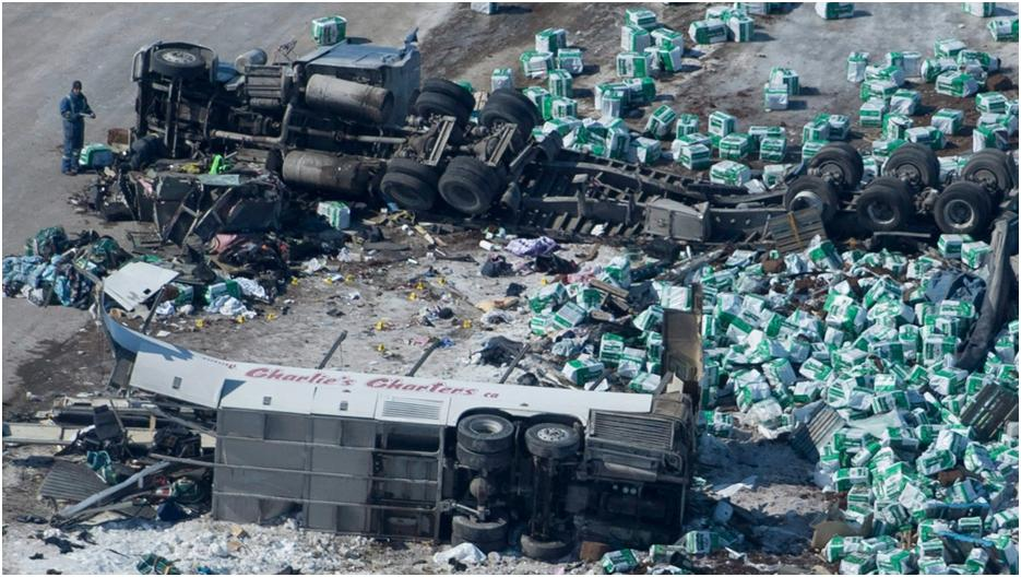 School Bus Seat-Belts & Humboldt Broncos Misinformation