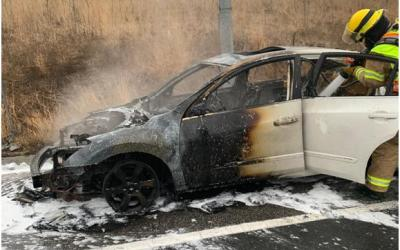 Vehicle Fires Continue Without Much Attention