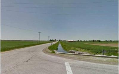 Lack of Roadside Barrier Results in Submersion of Vehicle in Fatal Crash Near Leamington