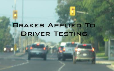 Road Testing Delays An Impetus To Fraud