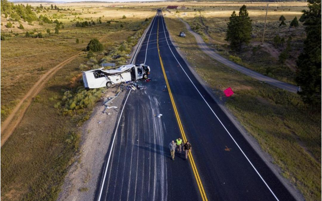 Bus Multiple Fatalities At  Utah's Bryce Canyon Illustrative Of Continued Systemic Problems