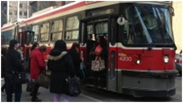 Toronto Street Car Damage – An Example of Successful Transparency