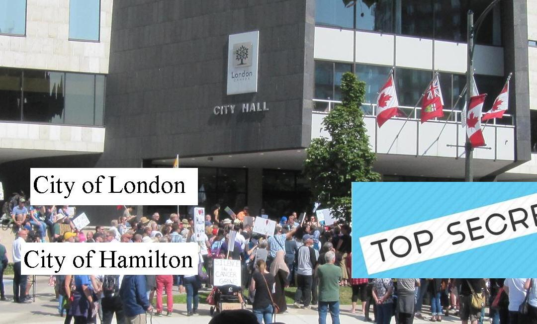 City of London, like Hamilton, Struggles With Advice and Secrecy
