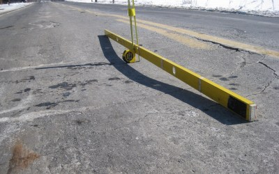 How Effective is Re-Paving In Improving Poor Road Conditions?