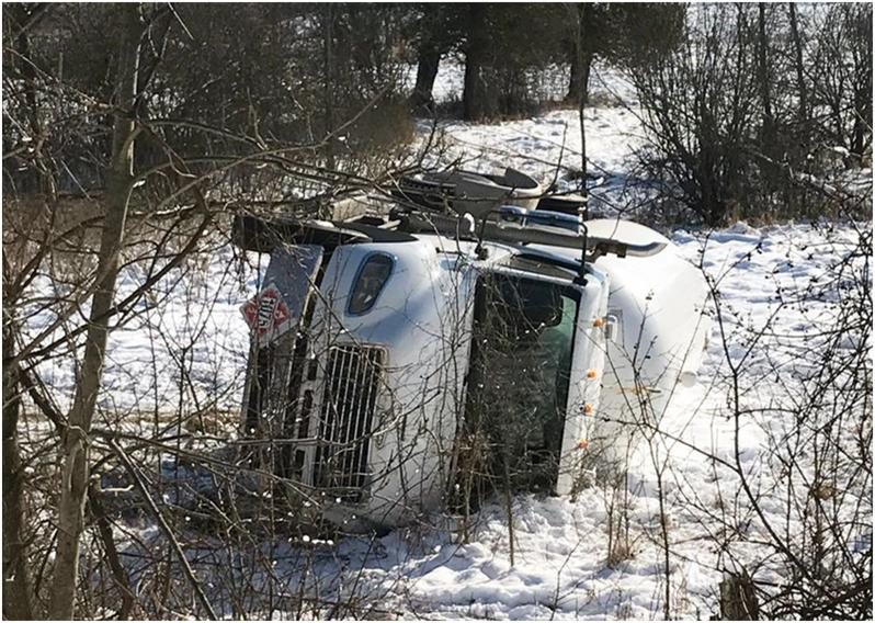 Propane Tanker Rollover Due to Road Bump Rarely Publicly Admitted