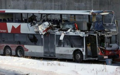 City of Ottawa Officially Admits Its Failures in Multi-Fatal Bus Crash
