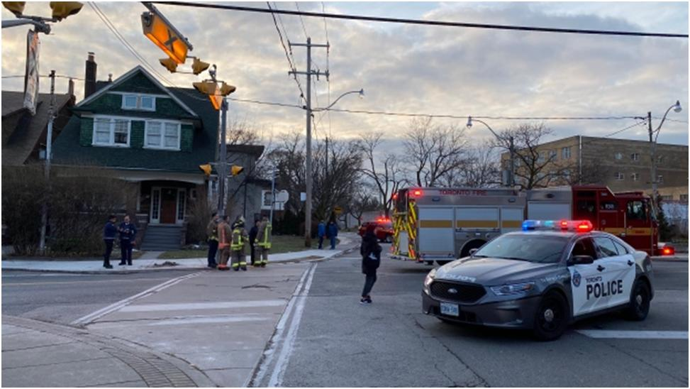 Fire Truck Strikes Child in Crosswalk – What Should Be Emergency Personnel Responsibilities?