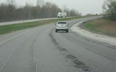 Road Condition Data Available for Westbound Hwy 401 – Woodstock to London