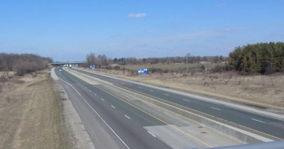 COVID-19 Virus Effects on Highway 401 Traffic in South-Western Ontario