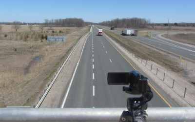 New Video Documentation on Highway 401 at Graham Road