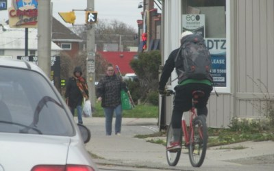Is London Ontario Prepared for More Cyclists?
