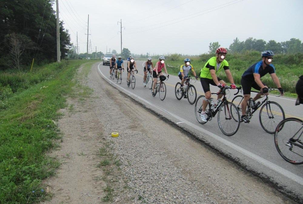 Gender of Cyclists Observed on Streets in London Ontario