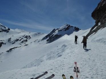 Blackcomb Glacier hike