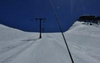Blackcomb - heading to the glacier