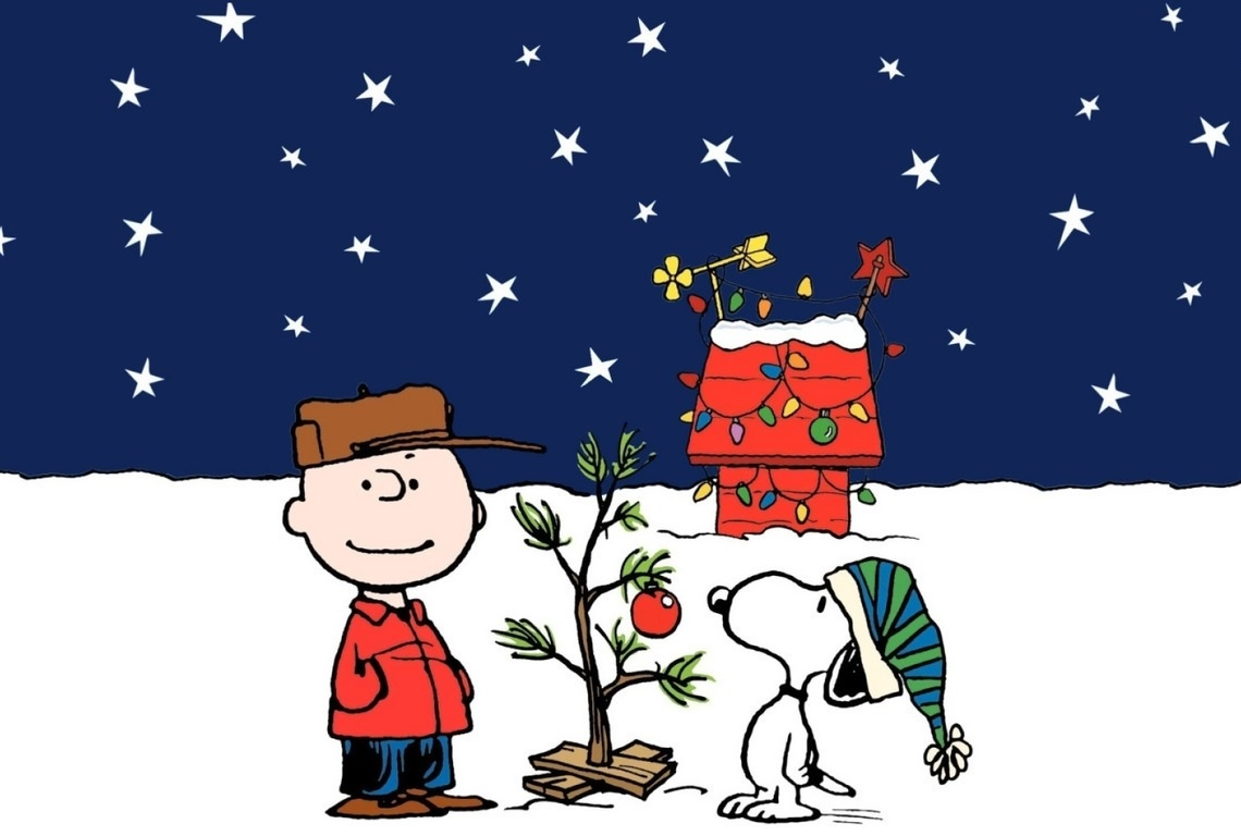 Image result for charlie brown christmas