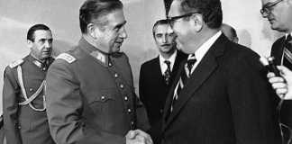 Pinochet ve Kissinger