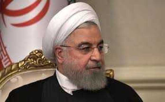 Meeting with President of Iran Hassan Rouhani • President of Russia
