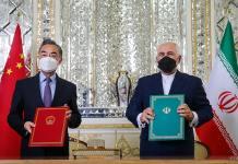 Çin - iran stratejik ortakligi