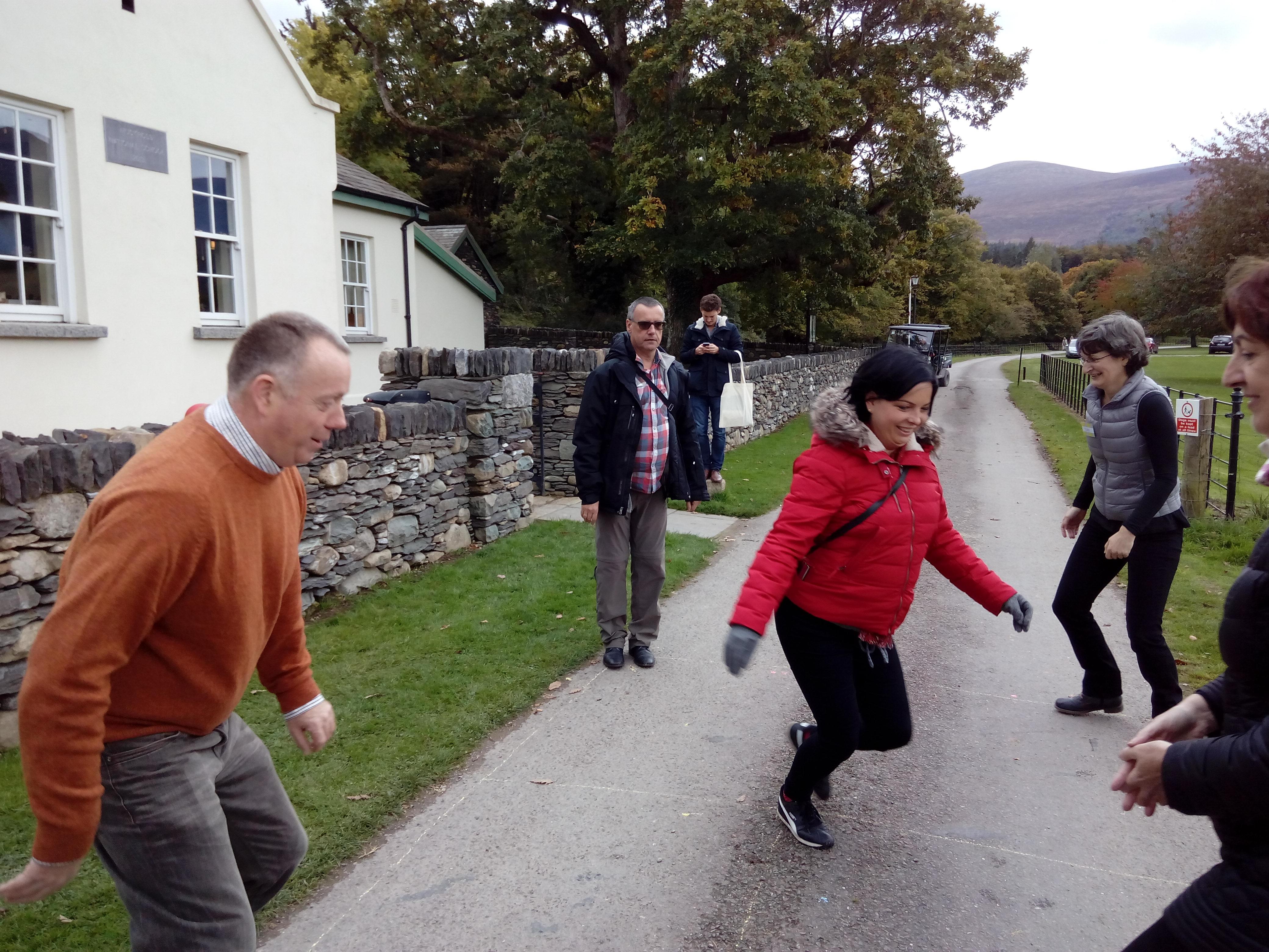 Jak ożywić szkolne podwórko grami- irlandzkie inspiracje