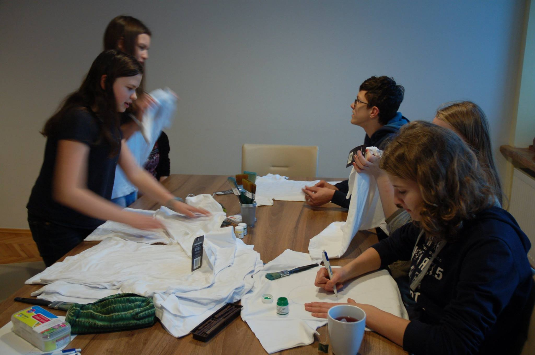 Jak włączać młodzież do działania – refleksje po spotkaniu w gnieździe inspiracji