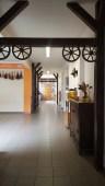 korytarz szkolny w Radowie Małym