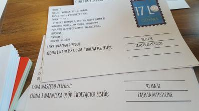 list do uczniów