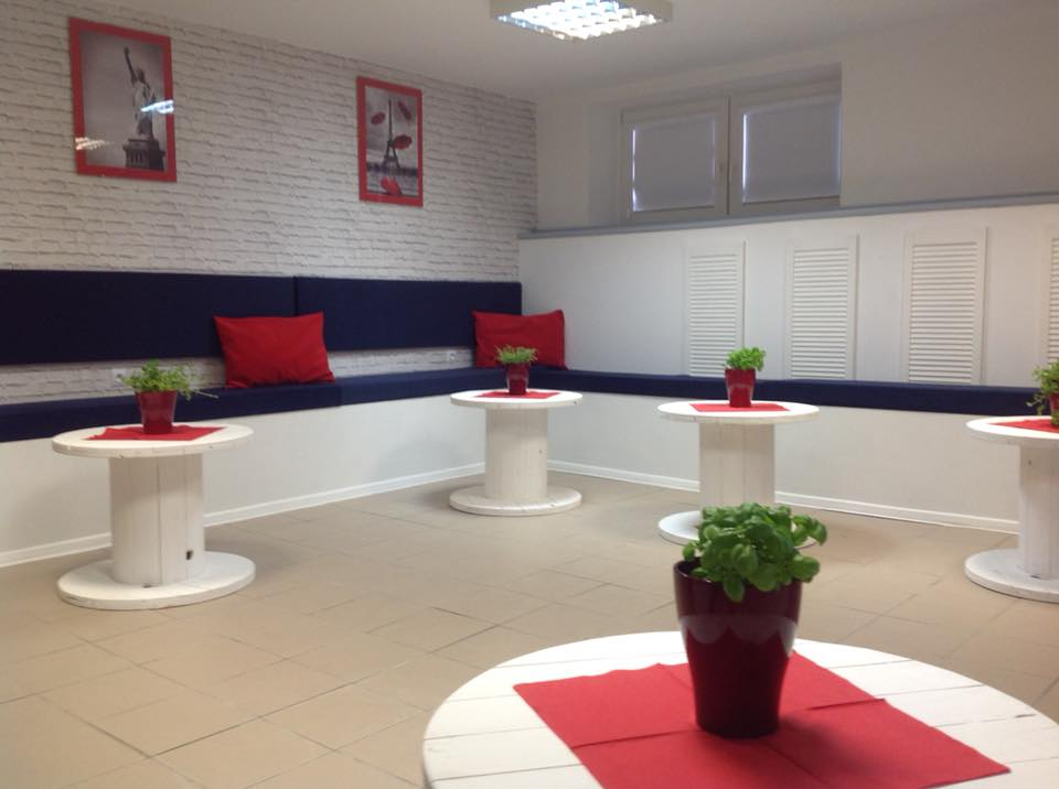 Inspiracja na aranżację przestrzeni szkolnej z Gimnazjum nr 1 w Człuchowie
