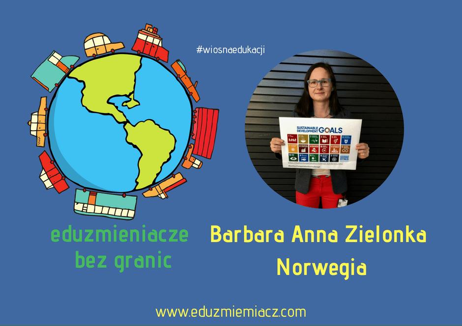 Nauczyciel on-line  – Barbara Anna Zielonka