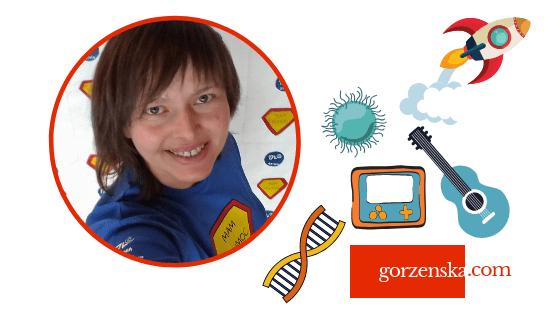 Webinar z Małgorzatą Brodecką o pasji do uczenia, gamifikacji i technologiach