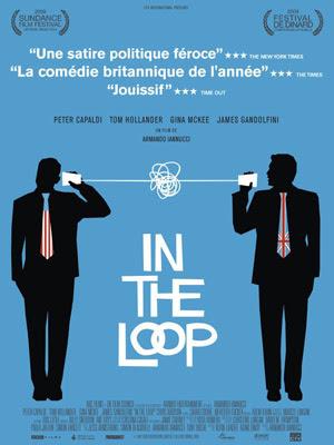 Cinéma. Courrez voir «In the loop»