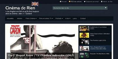 Nouveau site sur le cinéma britannique !