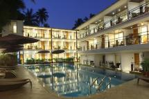 Book Ocean Park Resort Goa Redbus