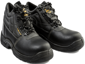 Boxer safety ankle boot