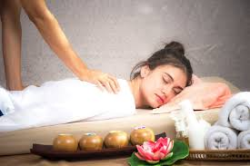 full body to body  massage