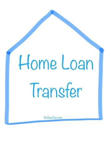 Home Loan Transfer Logo