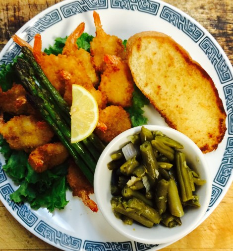 Butterfly-Shrimp-Meal-at-LAttitude-Bistro-in-Clinton-AR