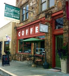 Jitterbug Heber Springs Coffee & Ice Cream Parlor