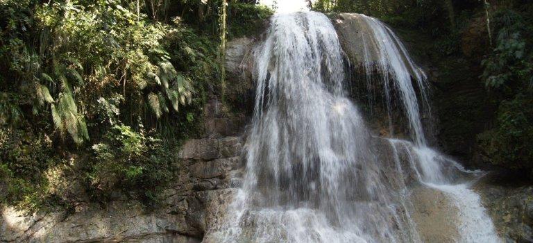 Gozalandia Waterfalls – San Sebastian