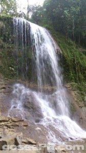 Salto Collazo Waterfall in San Sebastian Puerto Rico 5