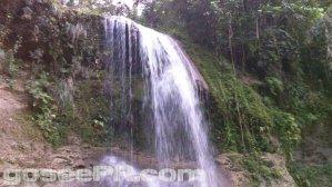 Salto Collazo Waterfall in San Sebastian Puerto Rico 2