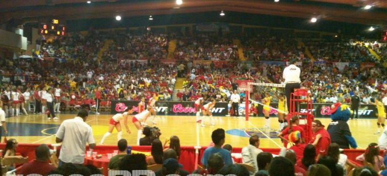 Criollas de Caguas Women's Volleyball Champions
