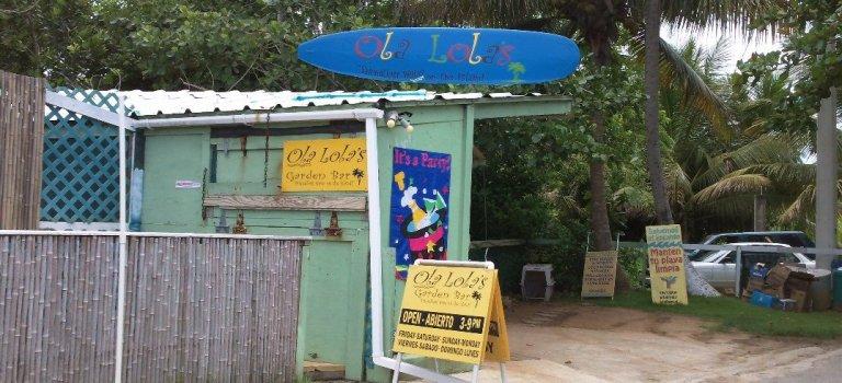 Ola Lola's Garden Bar – Isabela