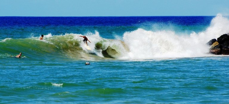 Hole in the Wall – Surf Spot in Aguadilla