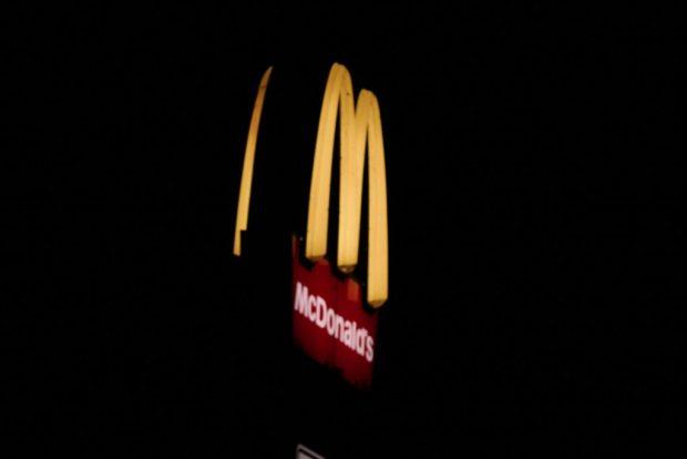 mcdonald's cultural stress