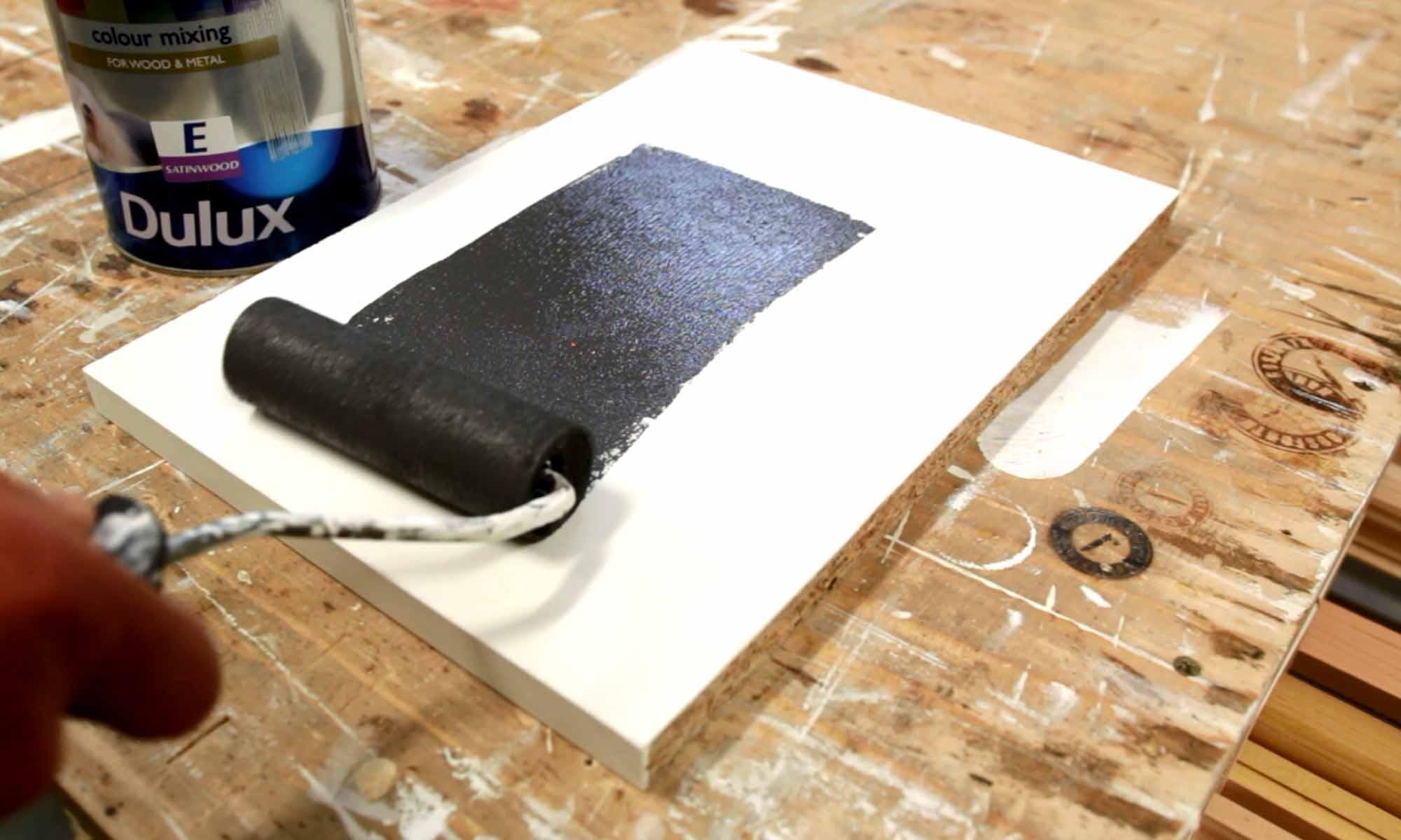 How Do You Paint Melamine