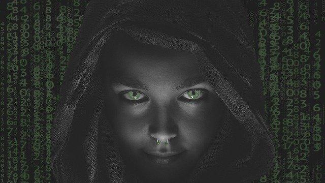 Dark Web Matrix Hacker Coder  - Matryx / Pixabay