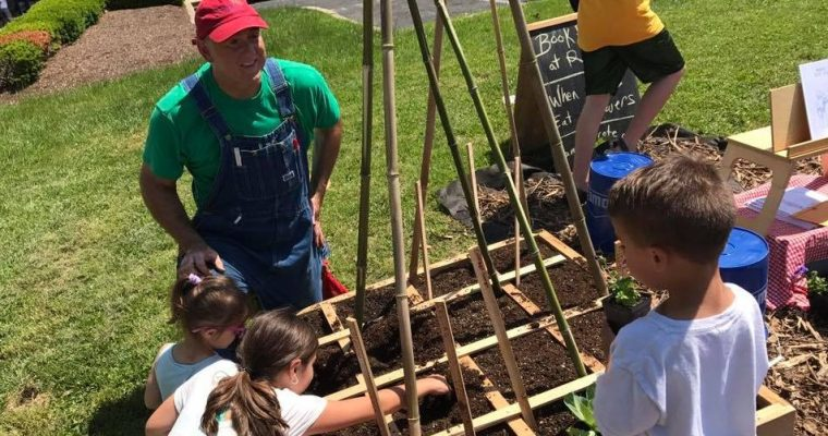 Visit the Market Sprouts Garden!